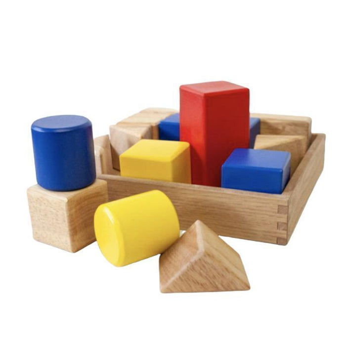 Sensory Sound Blocks for Toddlers