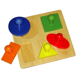 Shape Puzzle 5 Shapes