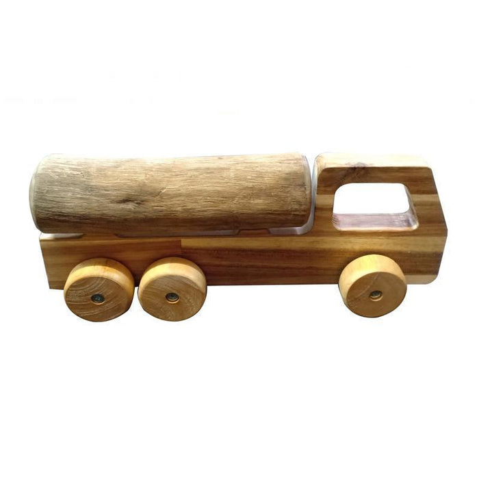 Simple Wooden Tanker