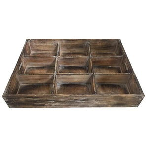 Sorting Tray - 9 holes - Large-Papoose