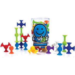 Squigz - Starter Set-Fat Brain Toys-My Happy Helpers