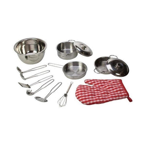 Stainless Steel Kitchenware Set-[product_vendor-My Happy Helpers