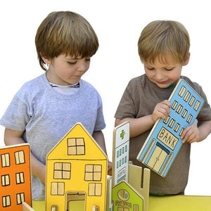 The Happy Architect Town-[product_vendor-My Happy Helpers