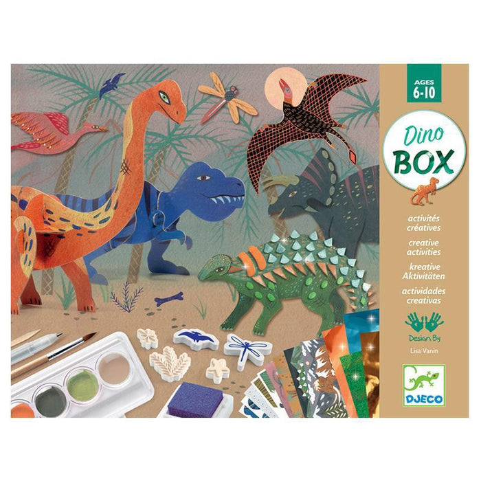 The World of Dinosaurs - Multi Craft Kit
