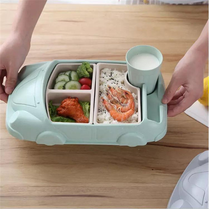 Toddler Car Meal Set