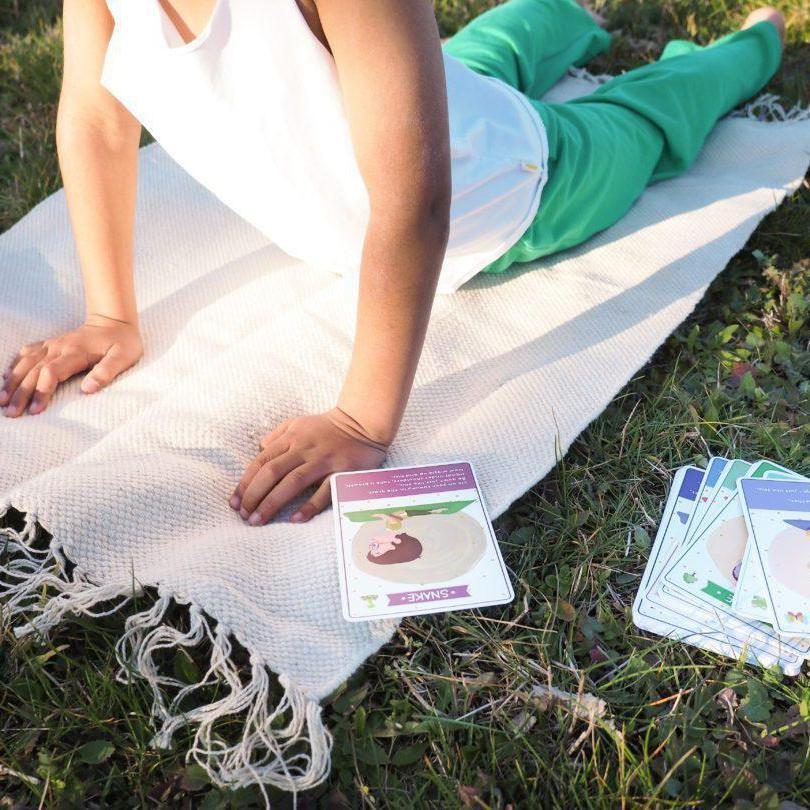 Toddler Yoga Cards-My Happy Helpers Pty Ltd