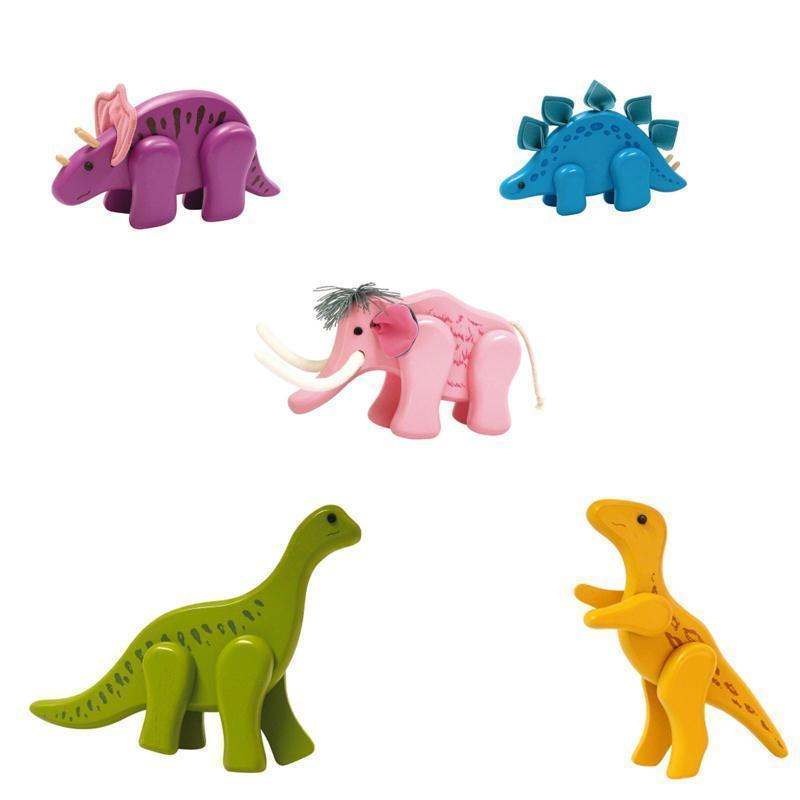 Toy Dinosaur - Baby Mammoth-Im Toy-My Happy Helpers