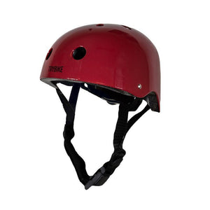 Vintage Red Helmet - Small-CoConuts