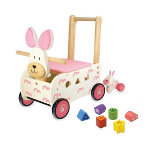 Walk And Ride Bunny Sorter-Im Toy