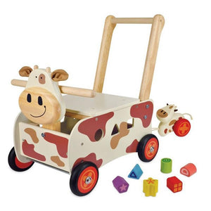 Walk And Ride Cow Sorter-Im Toy