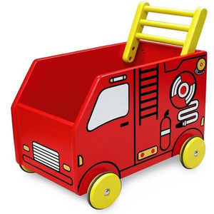 Walker Wagon Fire Engine-Im Toy