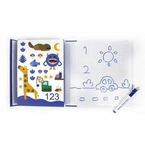 Wipe-clean Activity Set - Numbers-[product_vendor-My Happy Helpers