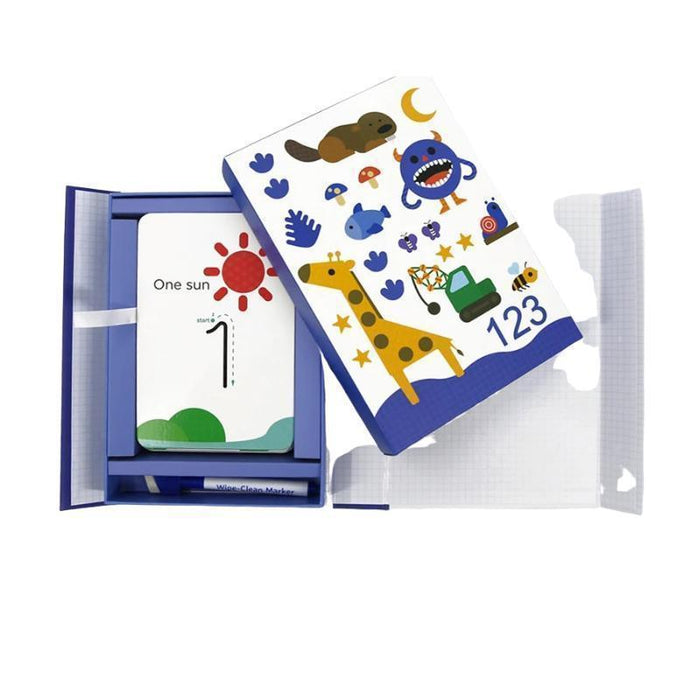 Wipe-clean Activity Set - Numbers