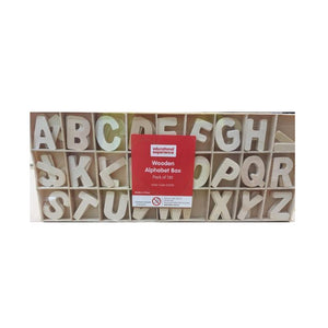 Wooden Alphabet Box 130 pieces-[product_vendor-My Happy Helpers