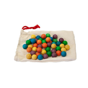 Wooden Balls Set of 50-[product_vendor-My Happy Helpers