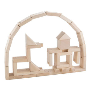 Wooden Building Blocks - Smarty-Kubi Dubi