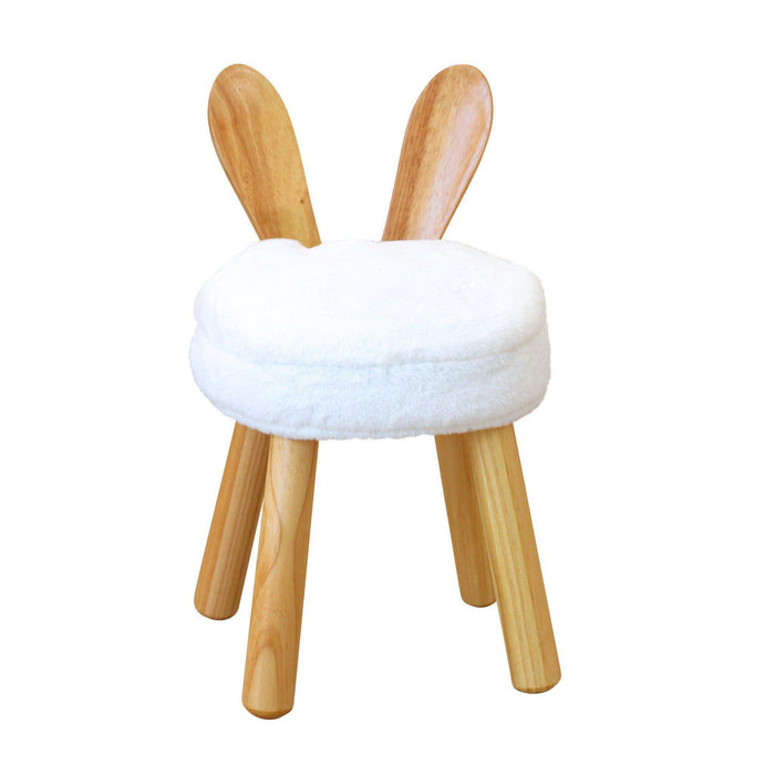 Wooden Bunny Chair