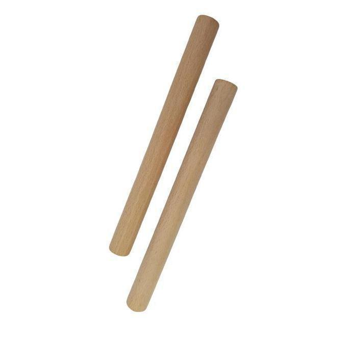 Wooden Claves - Tone Sticks-Fun Factory-My Happy Helpers