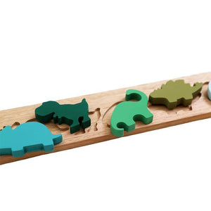 Wooden Dinosaur Puzzle-[product_vendor-My Happy Helpers
