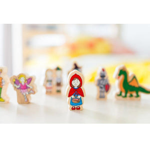 Wooden Fairy Tale Characters - Freckled Frog-[product_vendor-My Happy Helpers