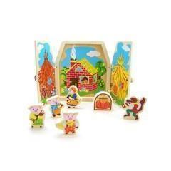 Wooden Fairy Tale Characters-[product_vendor-My Happy Helpers