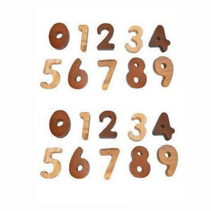 Wooden Number Set - Numeracy for Toddlers-[product_vendor-My Happy Helpers