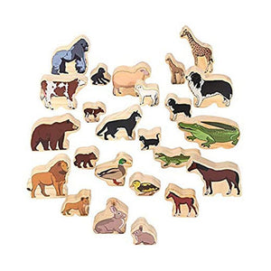 Wooden Play Animal Families-[product_vendor-My Happy Helpers