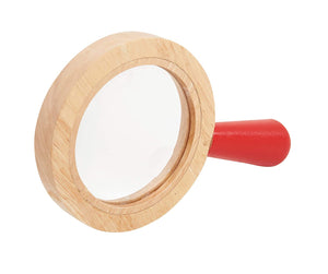 Wooden Surround Hand Lens