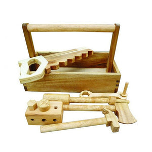 Wooden Tool Set-[product_vendor-My Happy Helpers