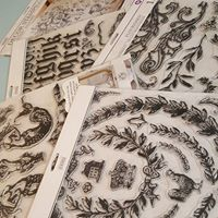 Stamping with Iron Orchid Designs - Saturday, January 26th 10am-12pm