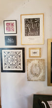 Load image into Gallery viewer, Coming Soon....Stamped Home Decor Gallery Wall Series
