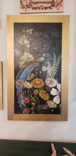 Midnight Garden 1 IOD Gallery Wall Series