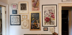 Coming Soon....Stamped Home Decor Gallery Wall Series
