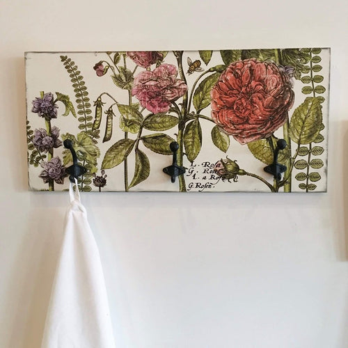 Coat Rack Wall Décor Thursday, October 17, 6-9 pm