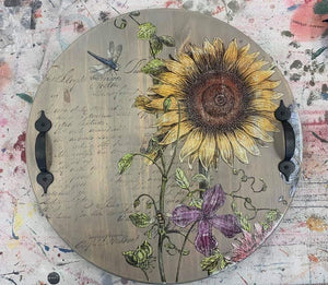 Creating Decorative Trays Saturday October 12, 10-1