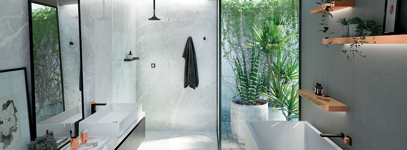 Dorf bathroom products, learn how they have been evolved in Australia since 1948