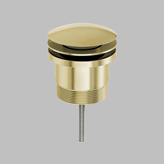Buy Bathroom Basin Plug and Wastes Online at The Blue Space