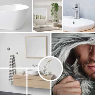 Nordic Bathroom Packages online at The Blue Space