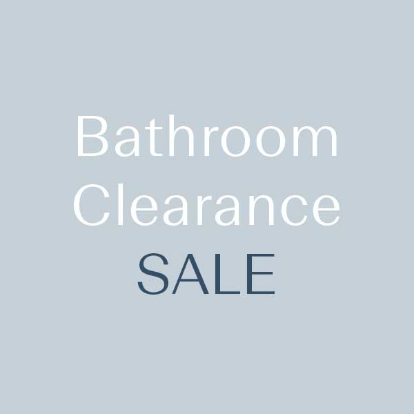 Bathroom Clearance Sale Warehouse at The Blue Space