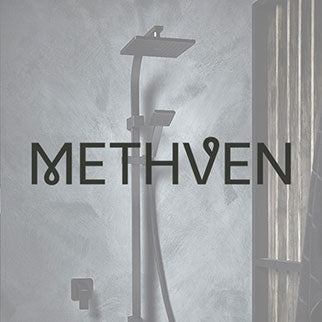 Methven Bathroom Taps, Showers and Bathroom Accessories Online at The Blue Space