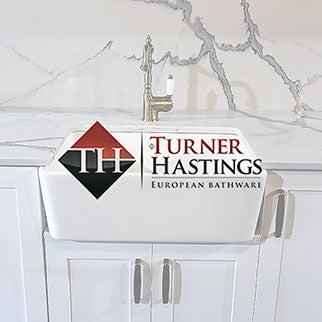 Turner Hastings Ceramic White Kitchen Sinks Online at The Blue Space