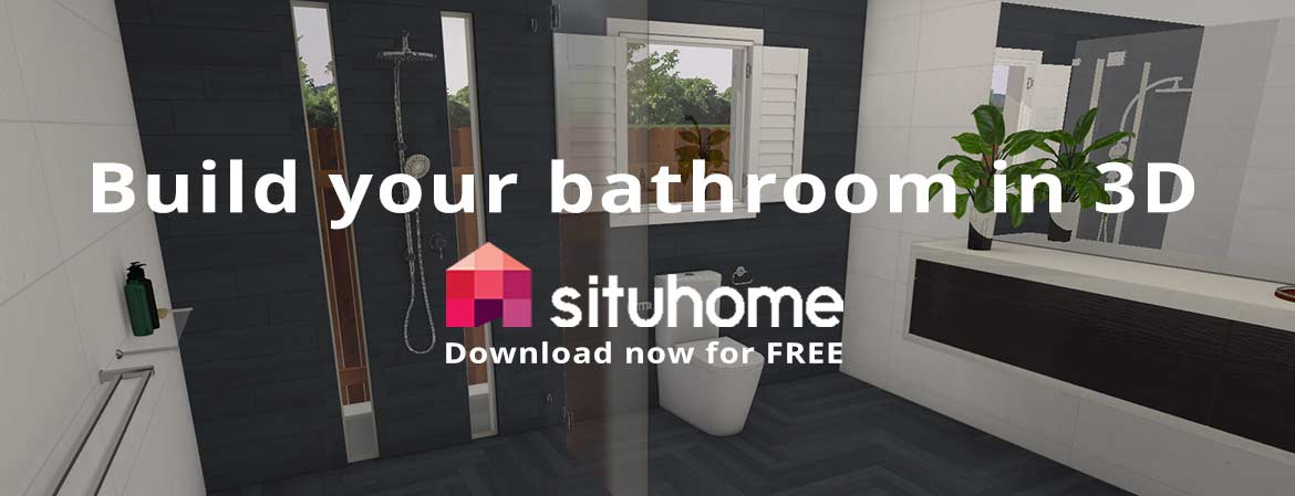 Astonishing 3D Design For Your Bathroom Kitchen Or Laundry The Blue Space Download Free Architecture Designs Xerocsunscenecom