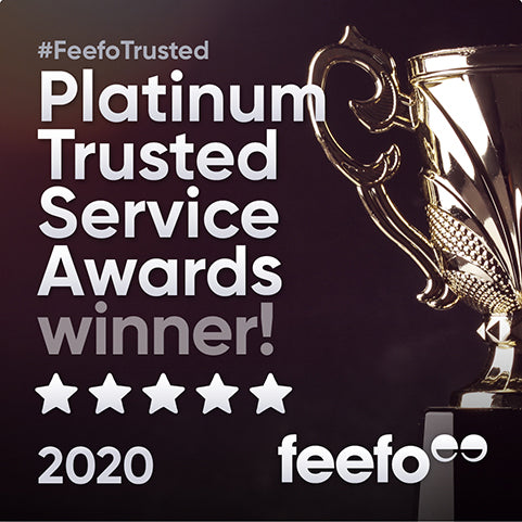 Platinum Trusted Service Award Winners 2020