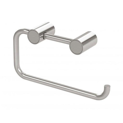 Phoenix Vivid Slimline Toilet Roll Holder - Brushed Nickel Online at The Blue Space
