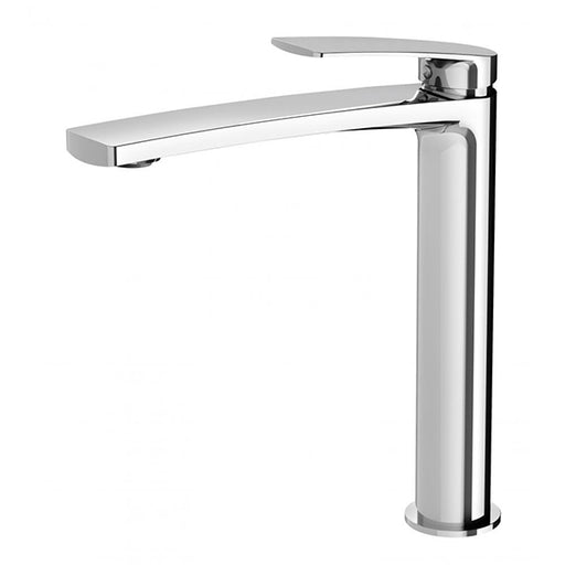 Phoenix Mekko Vessel Basin Mixer - Chrome online at The Blue Space