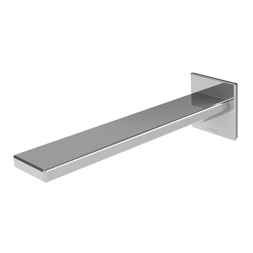 Phoenix Zimi Wall BathOutlet 200mm - Chrome online at The Blue Space
