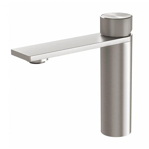 Phoenix Axia Basin Mixer - Brushed Nickel Online at the Blue Space