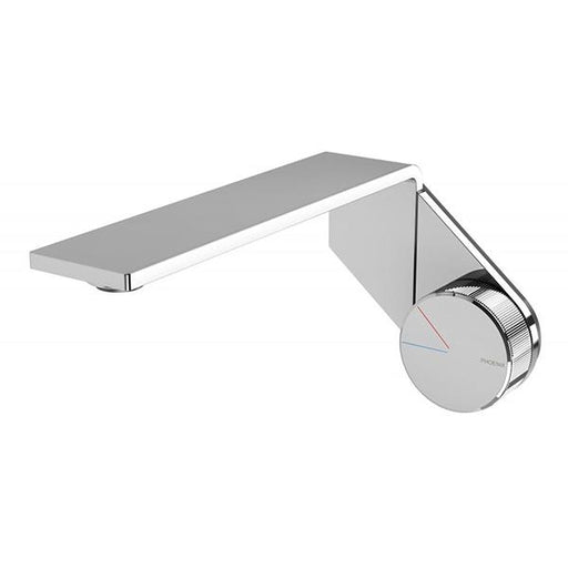 Phoenix Axia Wall Basin/Bath Mixer Set 200mm - Chrome Online at The Blue Space