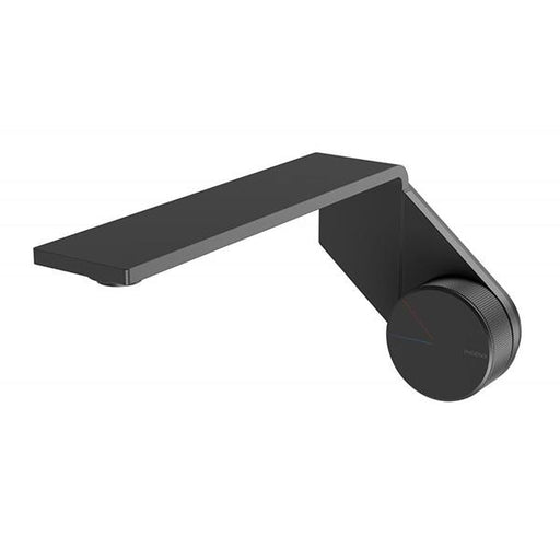 Phoenix Axia Wall Basin/Bath Mixer Set 200mm - Matte Black Online at The Blue Space