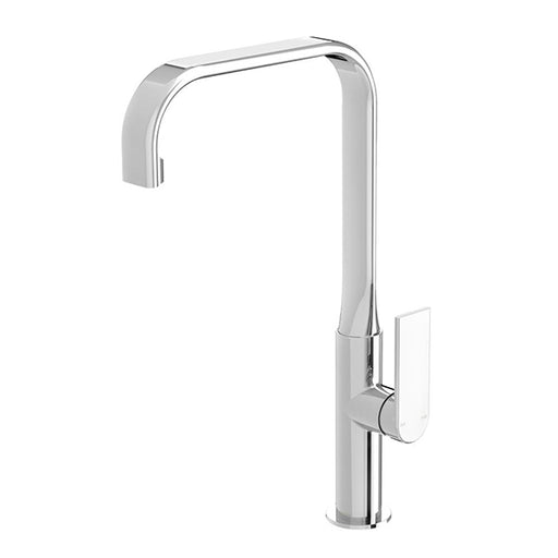 Phoenix Teel Sink Mixer 200mm Squareline - Chrome at The Blue Space